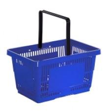 Корзина покупательская пластиковая SBP27-1H