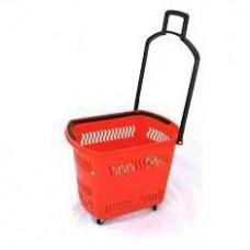 Корзина-тележка пластиковая PBT45