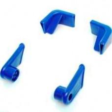 Пластиковые уголки для тележки PC