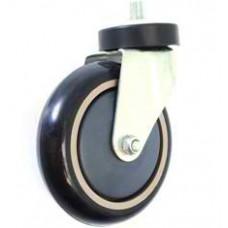 Поворотное колесо для тележек 5TPU1B
